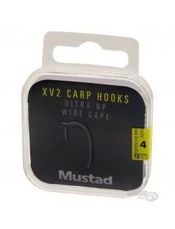Mustad XV2 Wide Gape Hooks