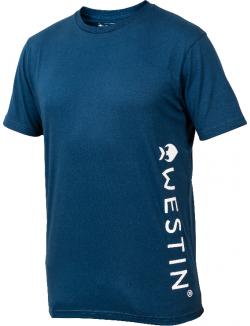 Westin T-Shirt Navy Blue