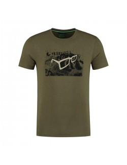 Korda Scaley Front Tee T-Shirt