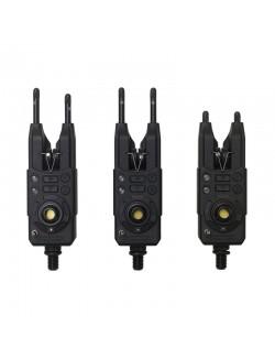 ProLogic Fulcrum Bite Alarms, 3+1
