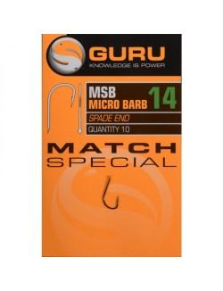 Guru Match Special MSB Hook