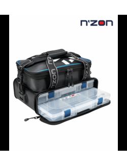 "Daiwa N""ZON  2 Box Feeder Bag, Medium"