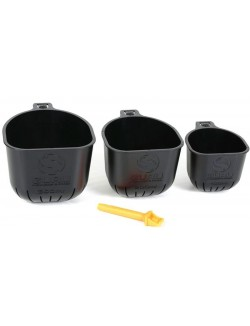Guru Rapid Release Pole Cups
